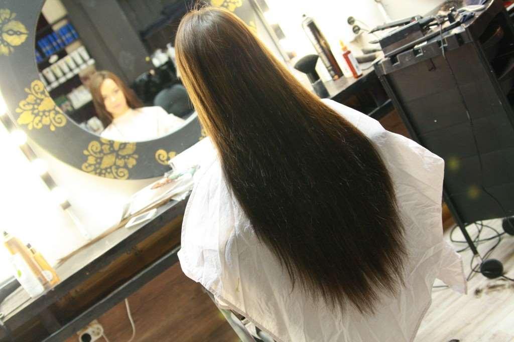 hårförlängning 60cm