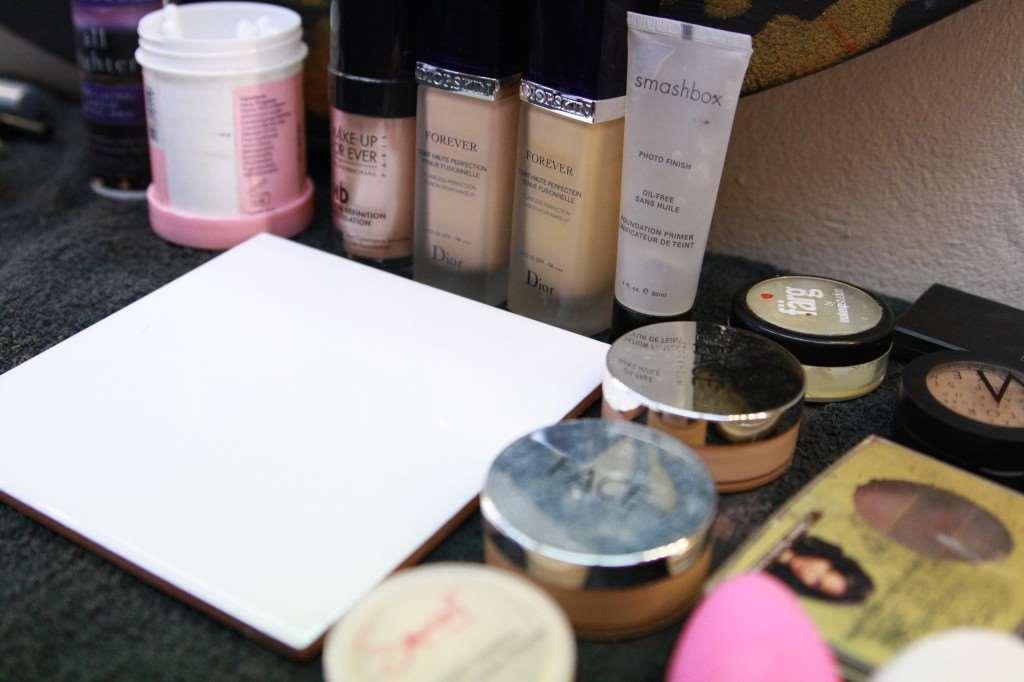 dior forever makeup smashbox