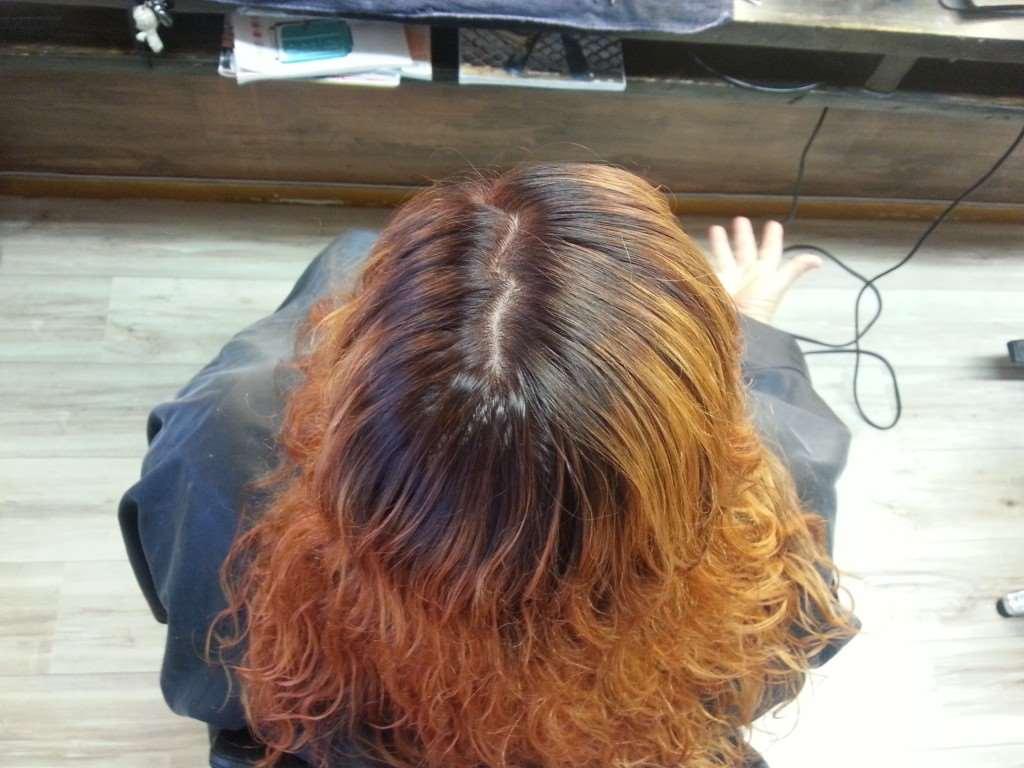 ny hårfärg