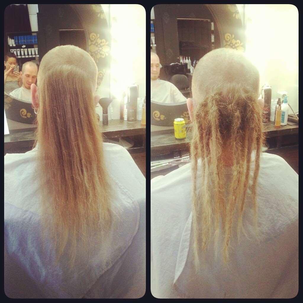 salong dreads