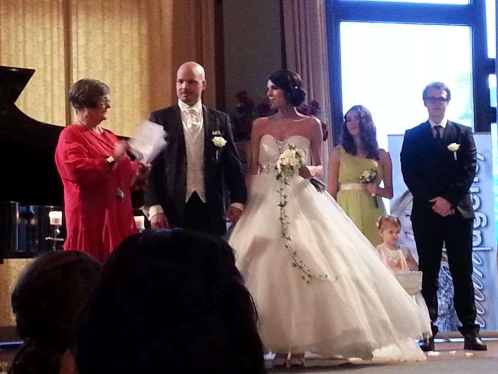 live bröllop