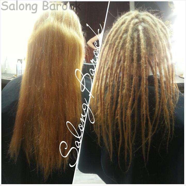 new dreads