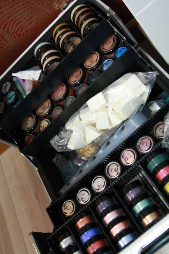 makeup koffert