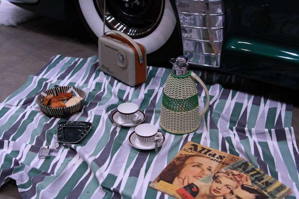 retro picnick