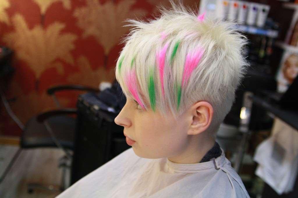color hair chalk