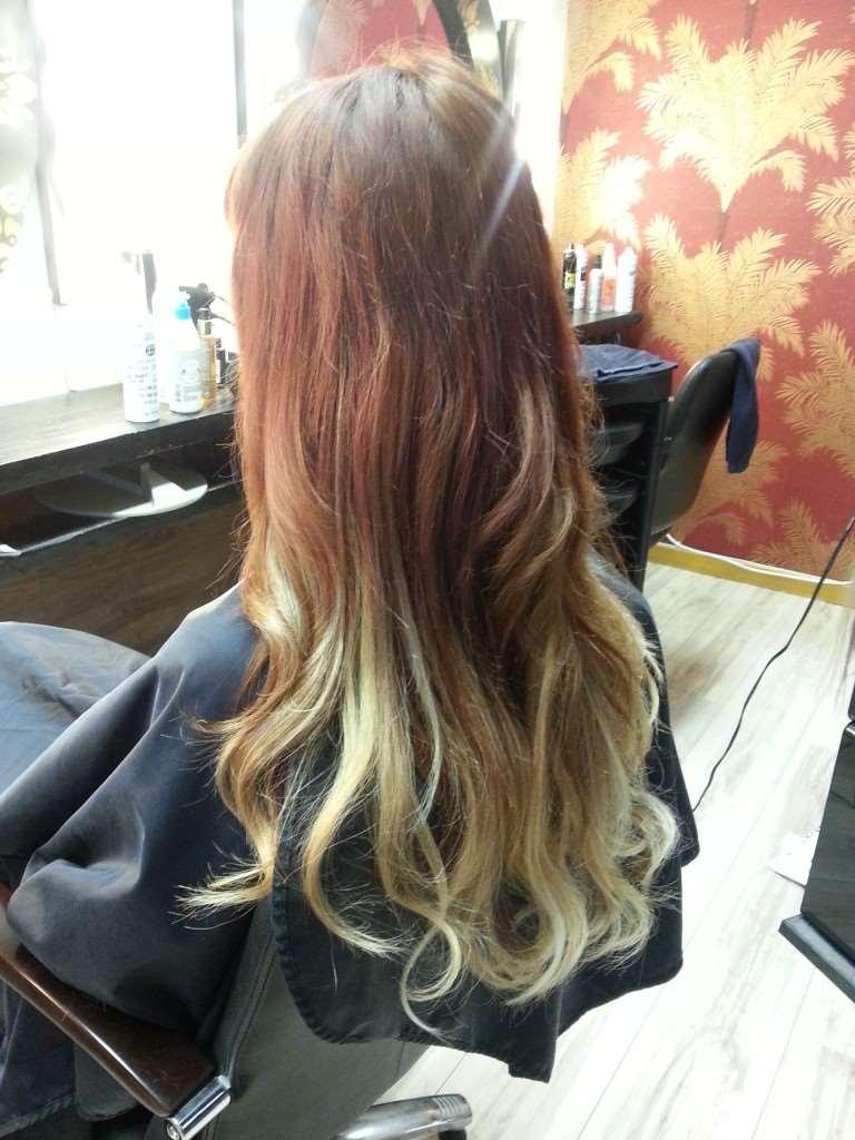 janinas hårförlängning