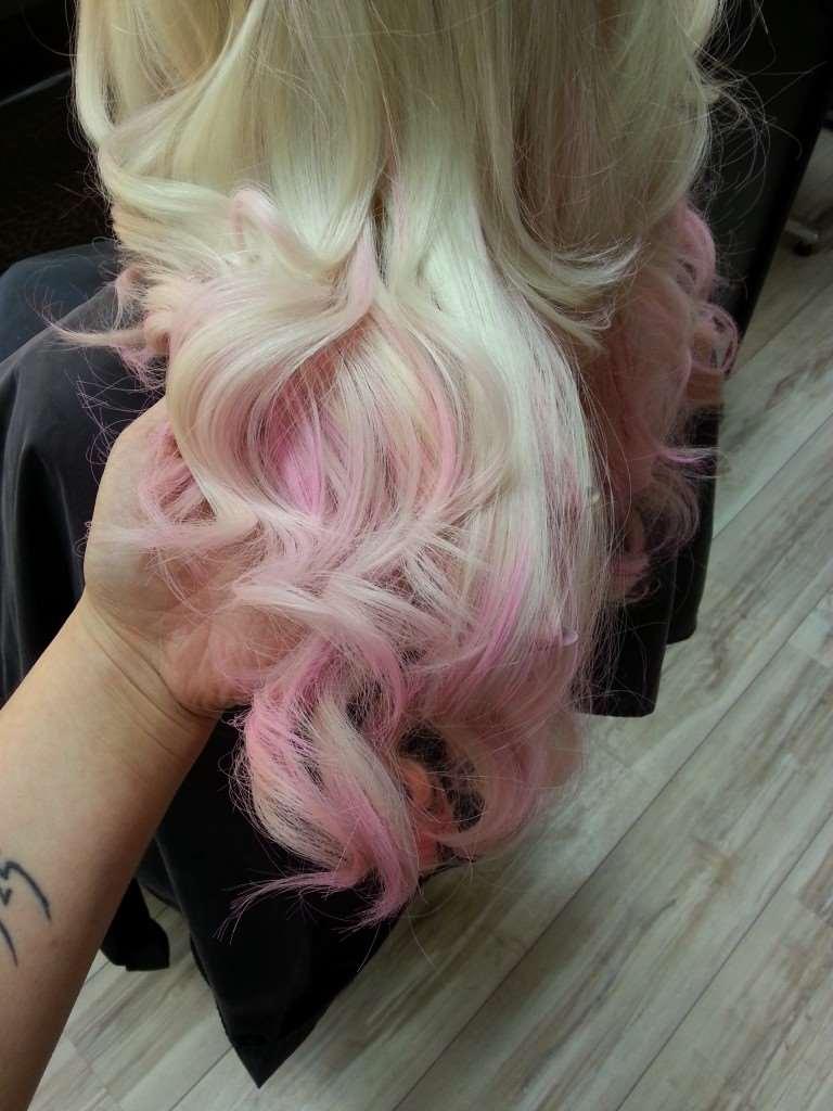 pink dream hair