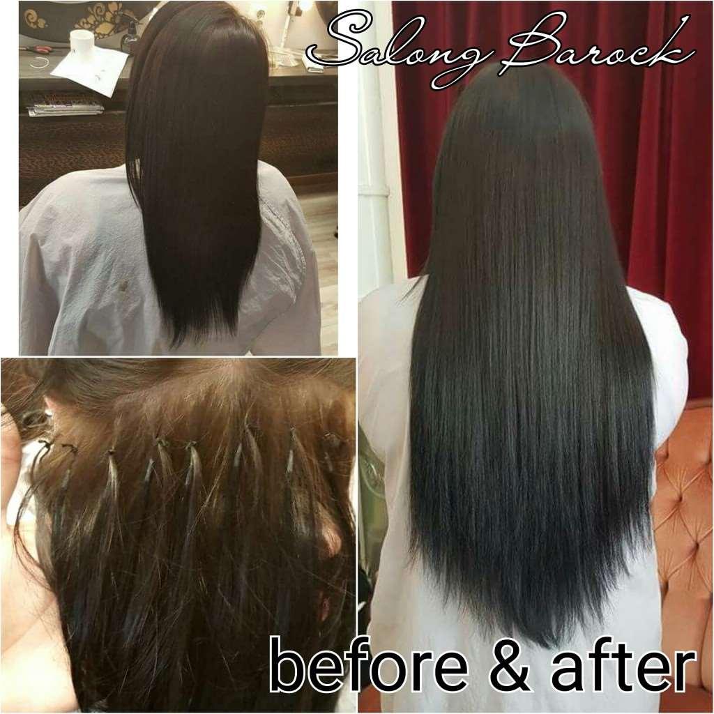 black mago hair